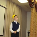 Конкурс чтецов 2011