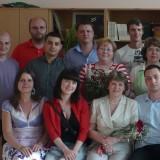 Встреча выпускников 2000 года