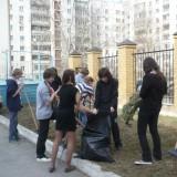 Субботник 9 мая 2012