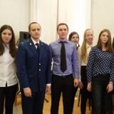 Встреча с сотрудниками прокуратуры Октябрьского района г. Екатеринбурга