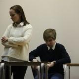 Школа чувств: спектакль