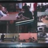 Прием видеоконференций