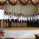 Конкурс патриотической песни, февраль 2009