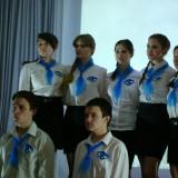 Фестиваль патриотической песни «Концерт-фронту», 9-11 классы