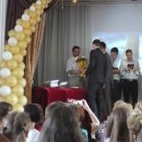 Выпускной вечер 2012-2013, 9 класс