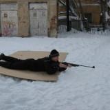 Военизированная эстафета, февраль 2009