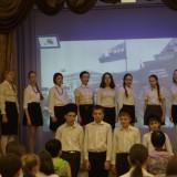 Патриотическая песня, 6-7 классы 2015